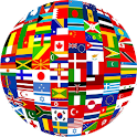 World Flags Quiz logo