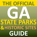GA State Parks Outdoors Guide logo