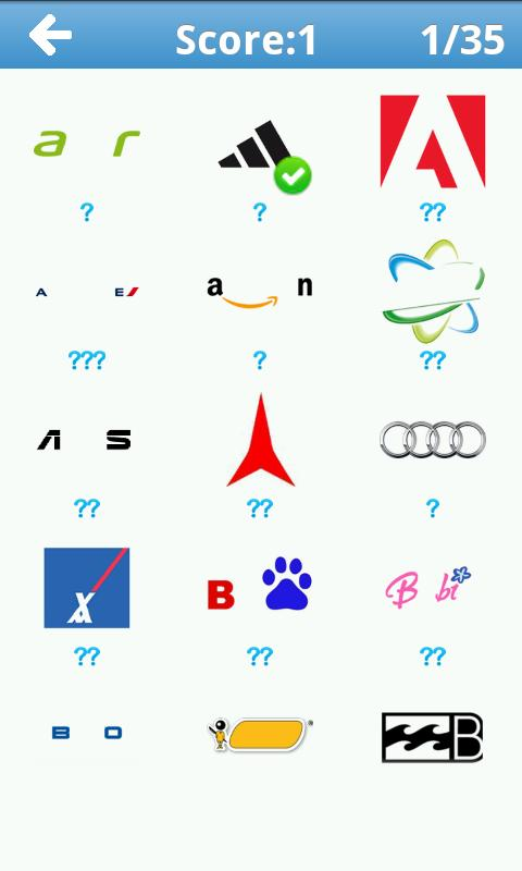 Logo Quiz Fun Plus - screenshot