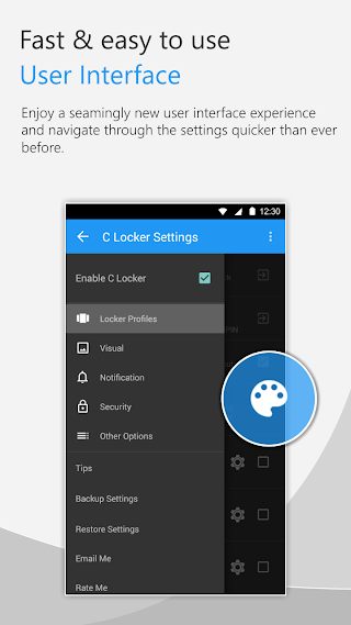 C Locker Pro - screenshot