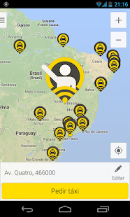 99Taxis - Taxi in 5 minutes - screenshot thumbnail