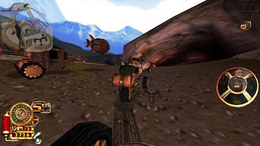Steampunk Racing 3D v1.2 APK