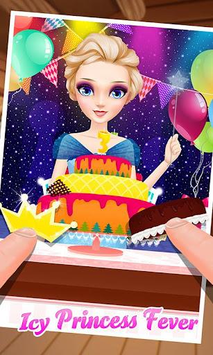 Ice Princess - Birthday Fever