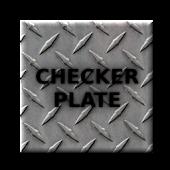 Checkerplate Go Launcher EX