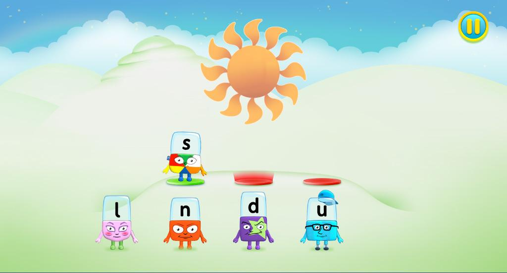 BBC CBeebies Playtime - screenshot