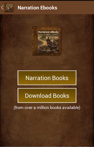 Narration Ebooks