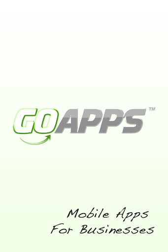 Go Apps - App Preview
