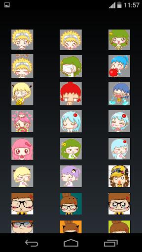 玩娛樂App|公主表情符號免費|APP試玩