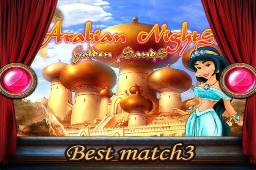 Arabian Nights Golden Sands