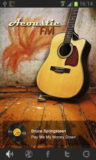 【免費音樂App】Acoustic FM-APP點子