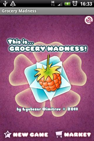 Grocery Madness- screenshot