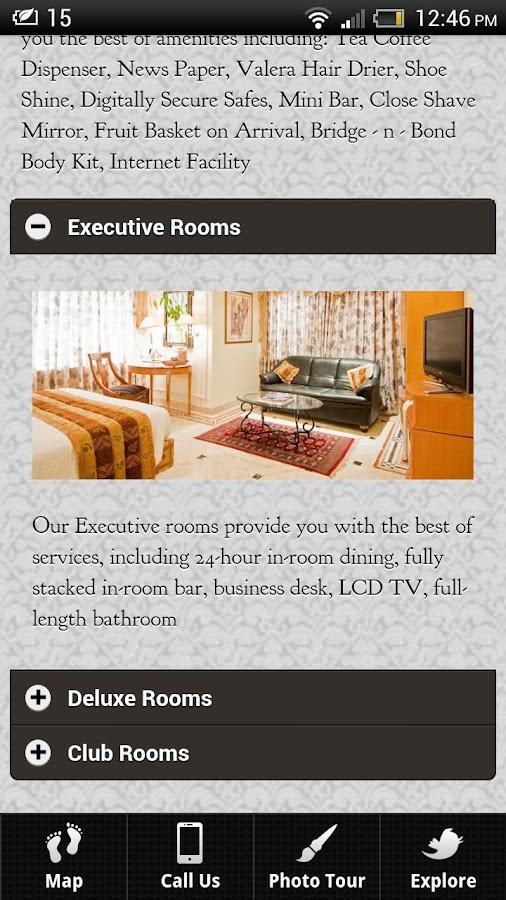 Hotel Residency Mumbai- screenshot