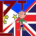 English Cebuano Hangman icon
