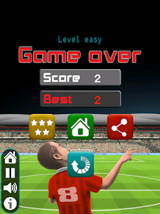 Soccer Ball Juggling - screenshot thumbnail