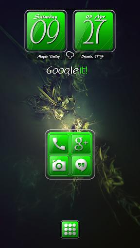 SC 135 RL Green
