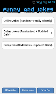Funny photos and jokes - screenshot thumbnail