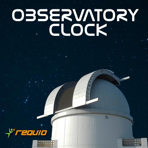 书籍のObservatory Clock LOGO-記事Game
