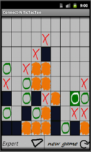 TicTacToe + 4 in a row- screenshot thumbnail