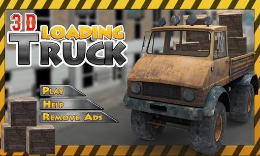 装载机卡车模拟3D