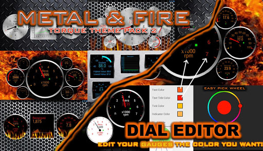 Torque Theme Pack 2 OBD 2