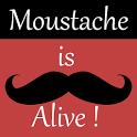Mustache Live Wallpaper icon