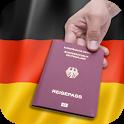 Einbürgerungstest 2017 icon