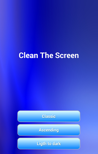Clean The Screen