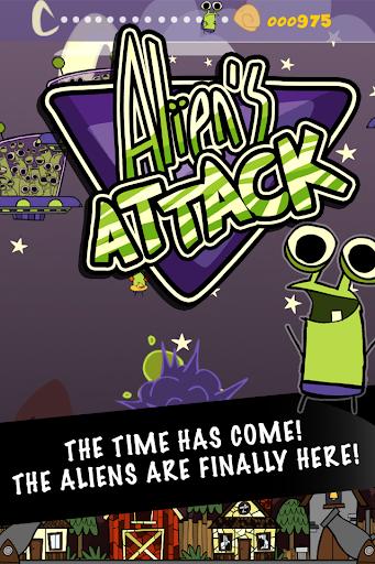 Alien's Attack