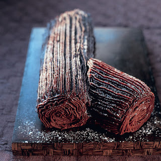 Mary Berry'S Christmas Chocolate Log Recipe