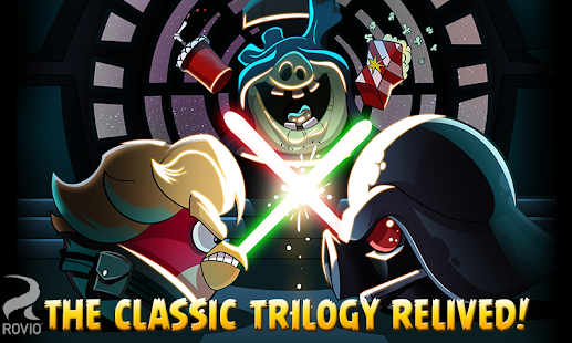 Angry Birds Star Wars- screenshot thumbnail
