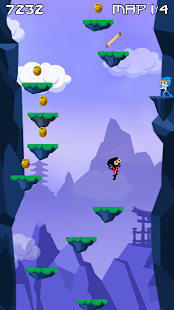 Kenzo - The Jumping Ninja! screenshot