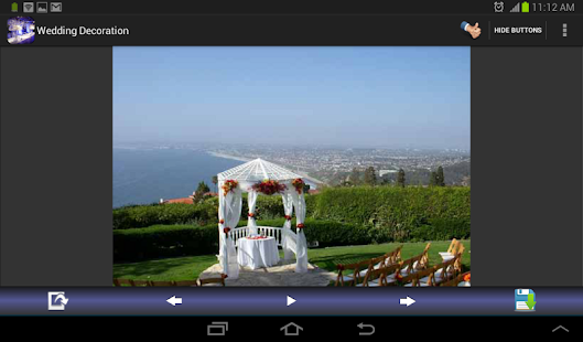 Wedding Decoration Ideas- screenshot thumbnail