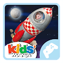 Jett's space rocket : The game icon