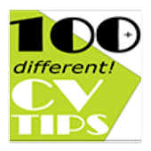 Over 100 Top CV Tips ~ Free!