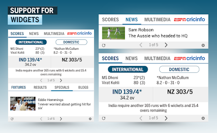 The ESPNcricinfo Cricket App Screenshot 24