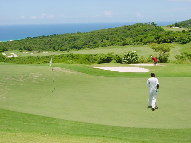 White Witch Golf Course near Falmouth, Jamaica.