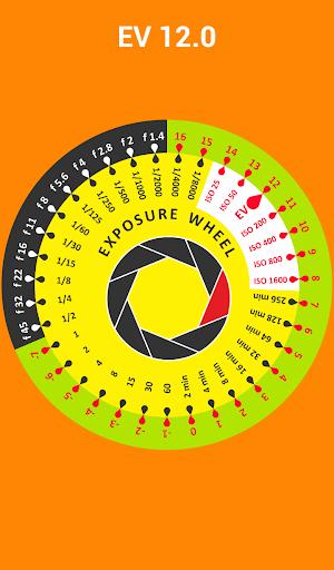 免費下載攝影APP|Exposure Wheel app開箱文|APP開箱王