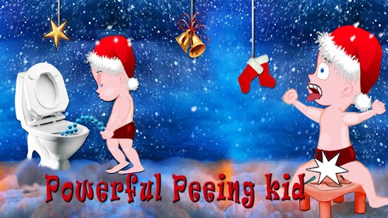 Powerful Peeing Kid- screenshot thumbnail