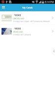 Screenshot of AchieveCard – Mobile Banking