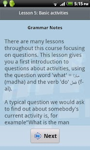 L-Lingo Learn Arabic - screenshot thumbnail