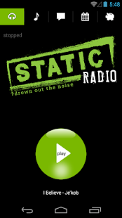 Static Radio - screenshot thumbnail