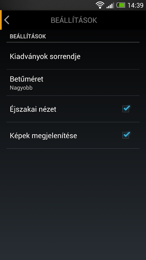 Index for Android - screenshot