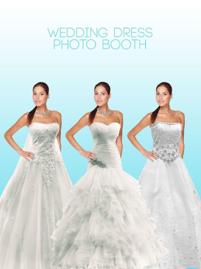 Wedding dress photo booth android apps on google play for Wedding dresses app