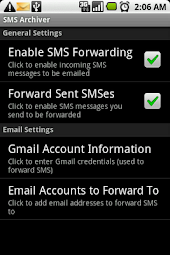 SMS Archiver (Ad-Supported)