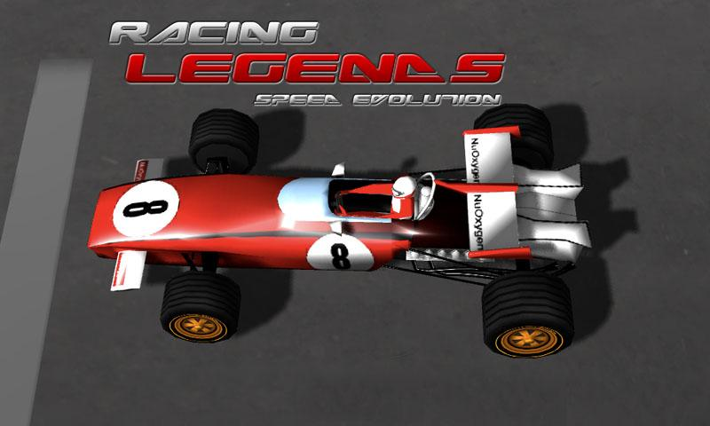 Racing Legends - screenshot