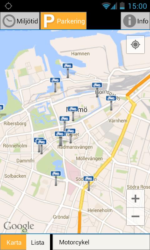 Parkering Malmö Gratis
