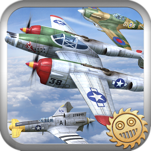 iFighter 1945 - Game Pesawat Tempur
