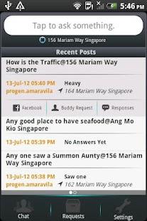 WhatsUpAt- screenshot thumbnail