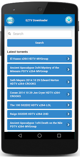 EZTV Downloader