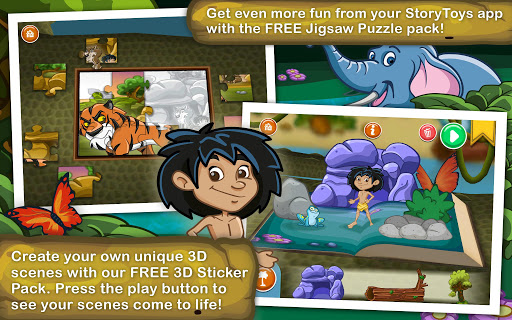 【免費書籍App】The Jungle Book-APP點子